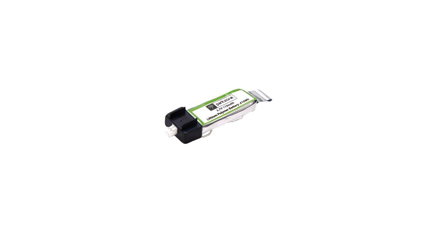 Image for 110mAh 1S 3.7V LiPo Battery from HorizonHobby