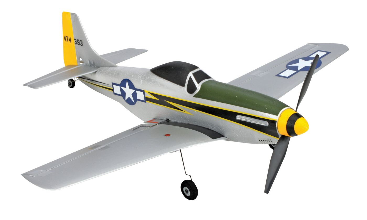Ultra Micro P-51 BNF