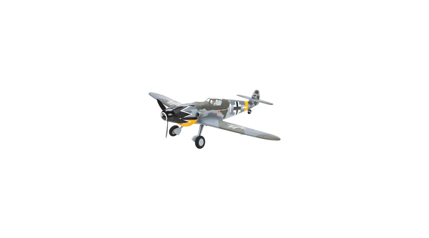 Image for Messerschmitt Bf-109G BNF from HorizonHobby