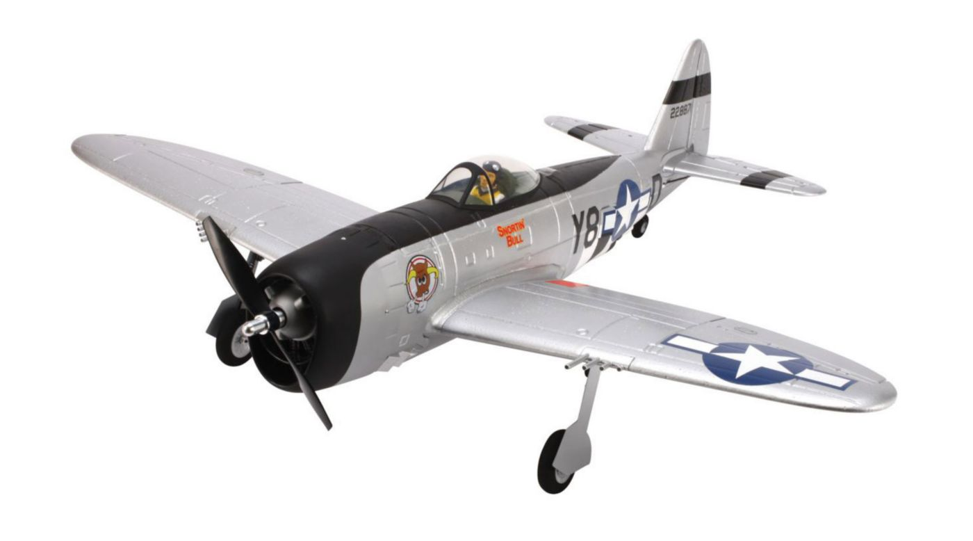 Image for P-47D Thunderbolt BNF from HorizonHobby