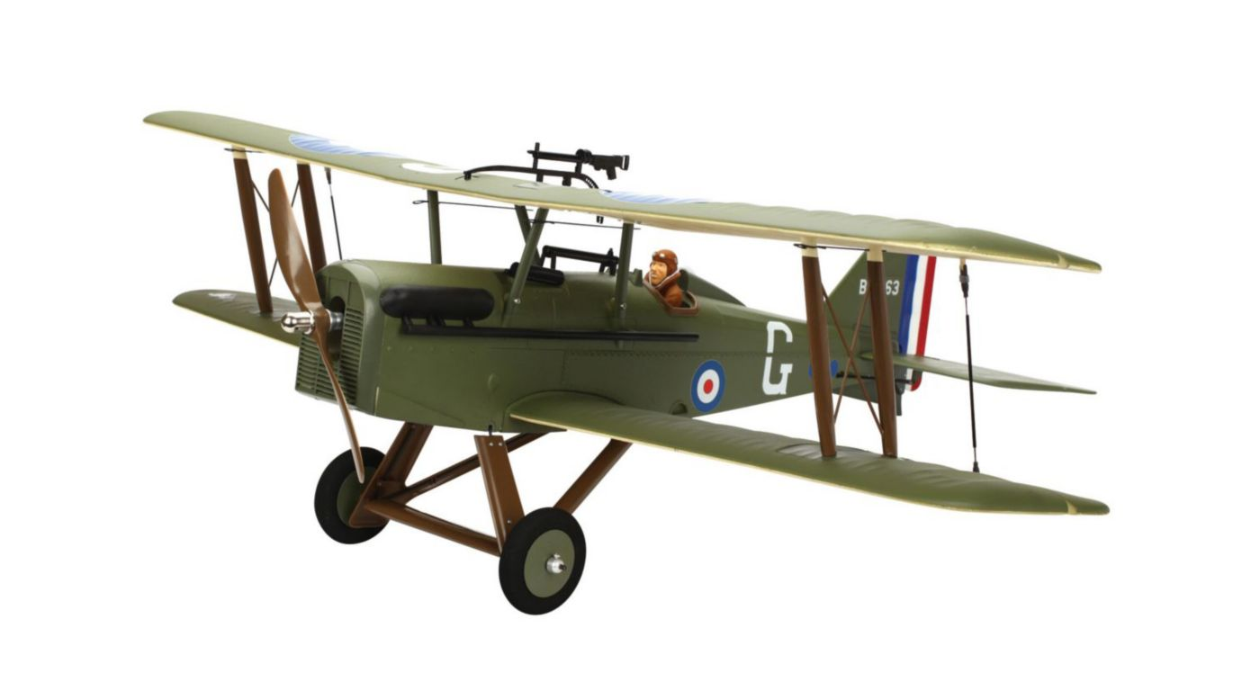 Image for S.E.5a WWI BNF from HorizonHobby