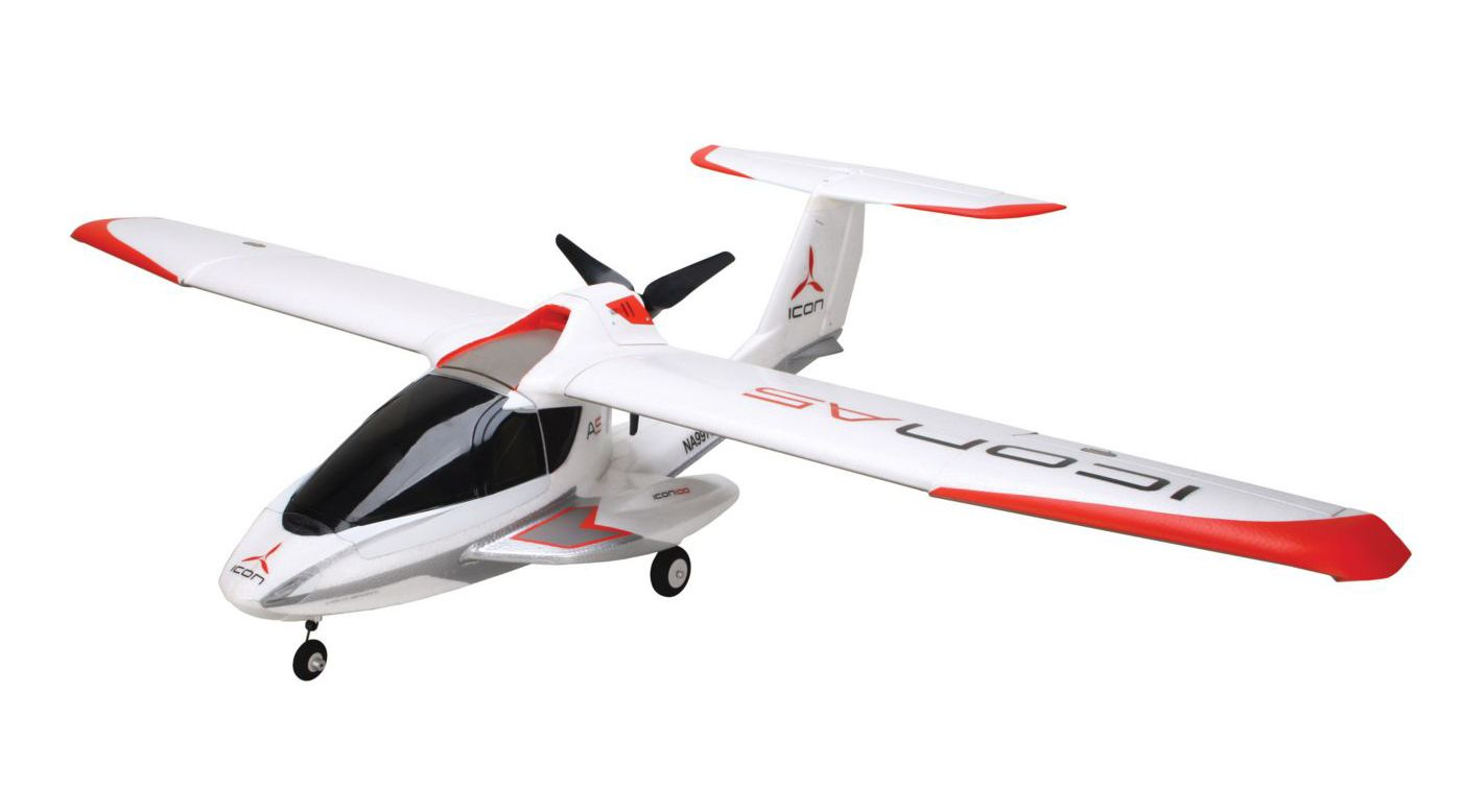 Image for ICON A5 BNF from HorizonHobby
