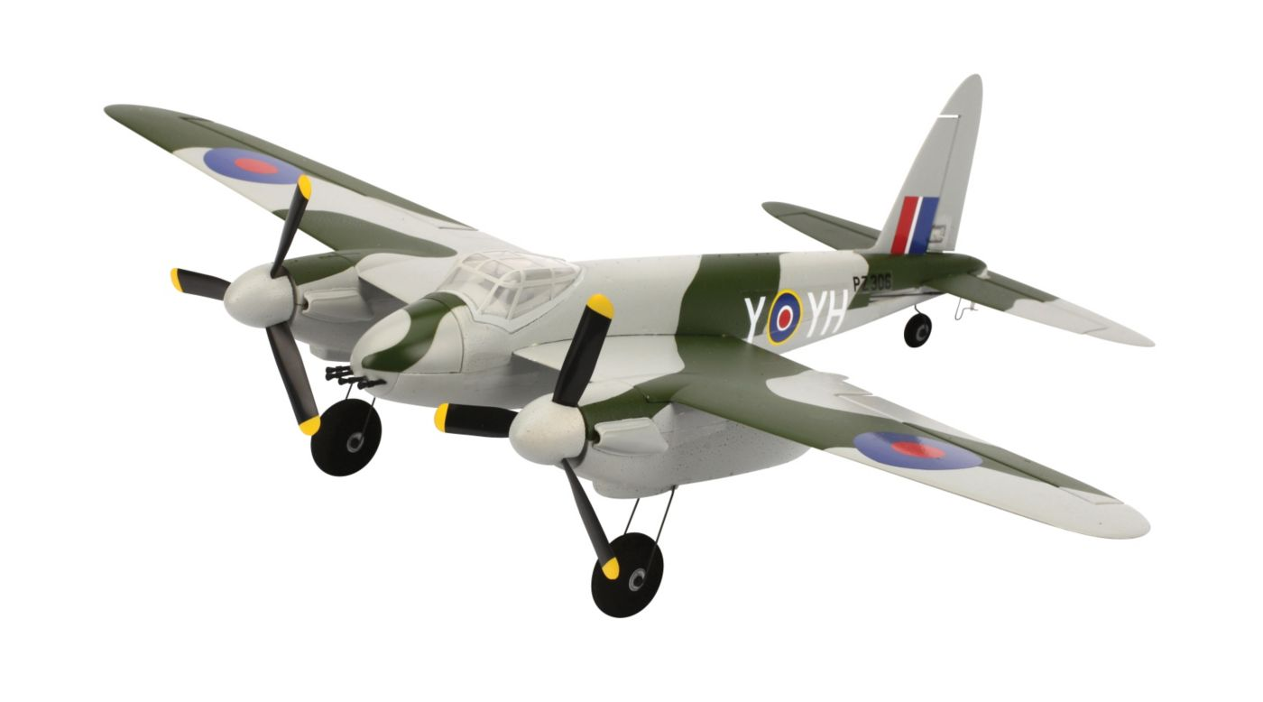 Image for Ultra Micro Mosquito Mk VI BNF from HorizonHobby