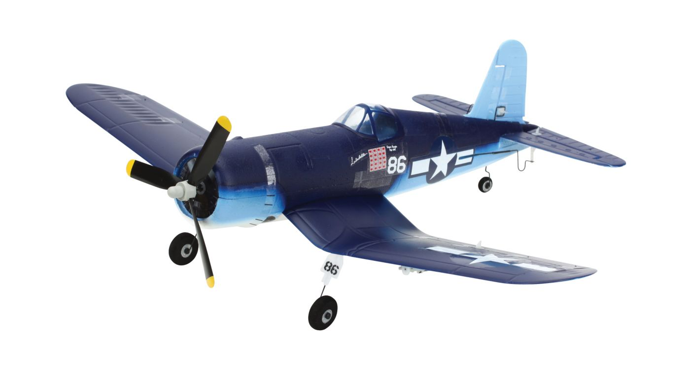 Image for Ultra Micro F4U Corsair BNF from HorizonHobby