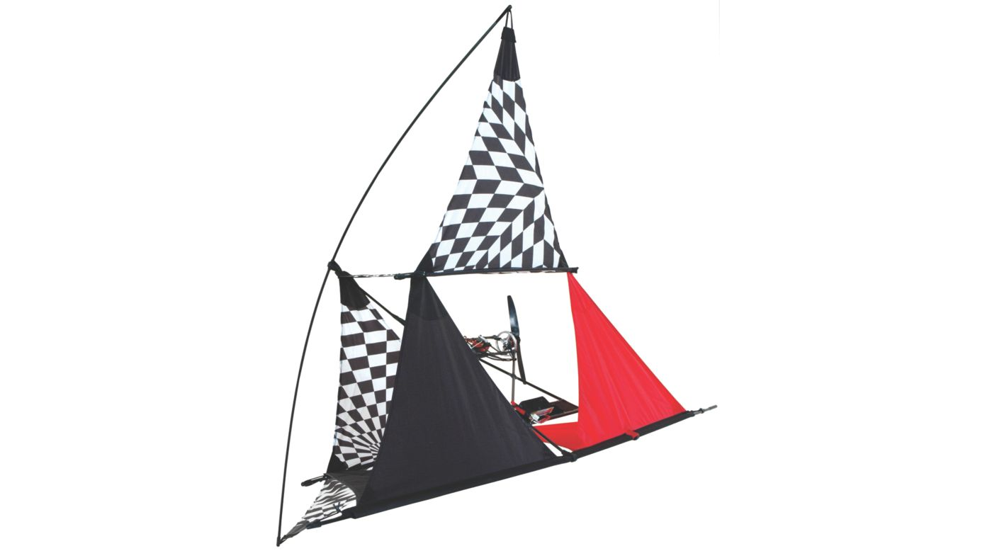 Image for RTF Pyramid Racer Tecmo RC Kite from HorizonHobby