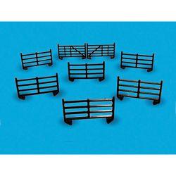 Peco 5085 HO Fences & Gates 16