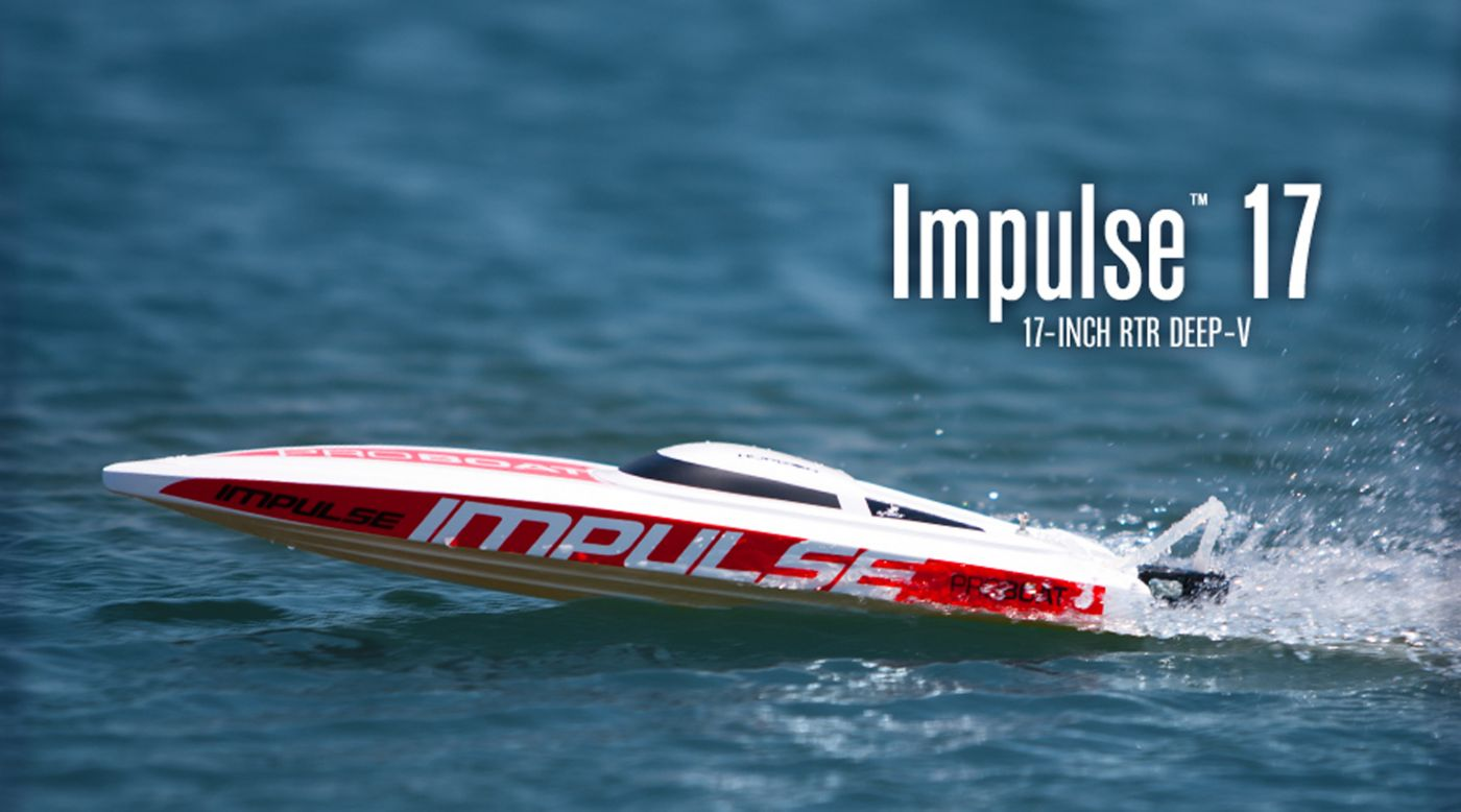 Image for Impulse 17 2.4 Deep-V RTR from HorizonHobby