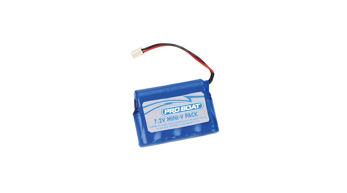 Image for 7.2V 1200mAH 2/3A NiMH Battery from HorizonHobby