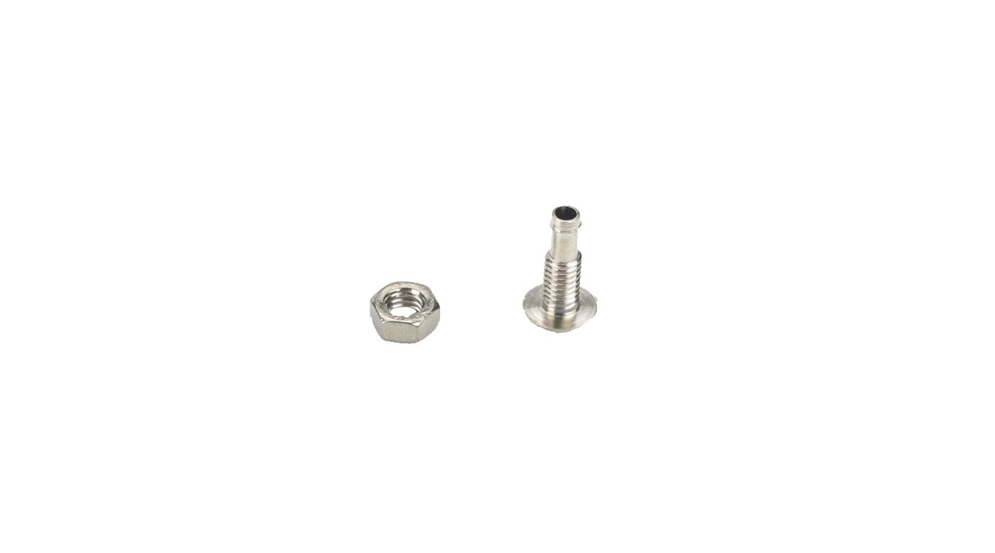 Image for Water Outlet & Nut from HorizonHobby