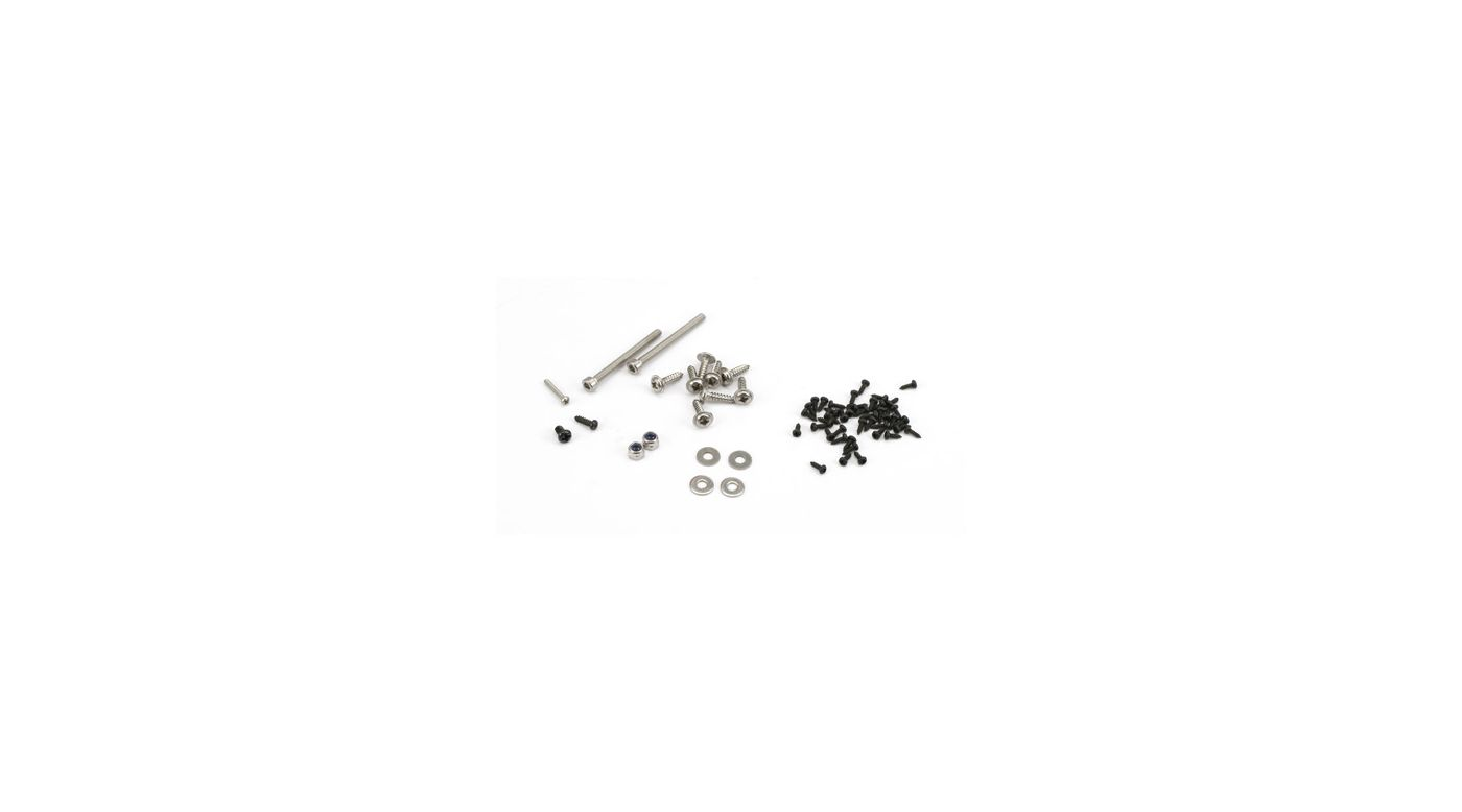 Image for Fitting Screws (40): S24, S36 from HorizonHobby