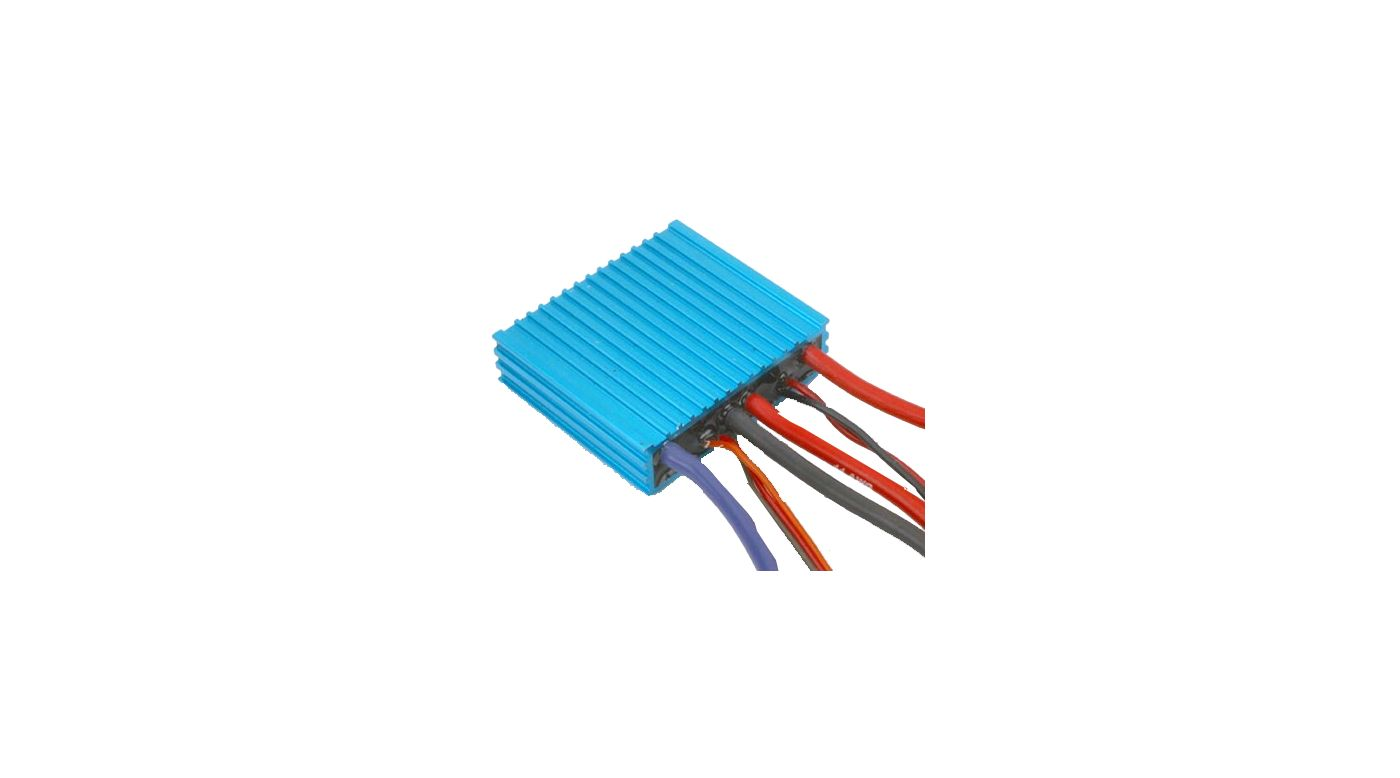Image for Waterproof ESC with Reverse: 4.8-12V from HorizonHobby