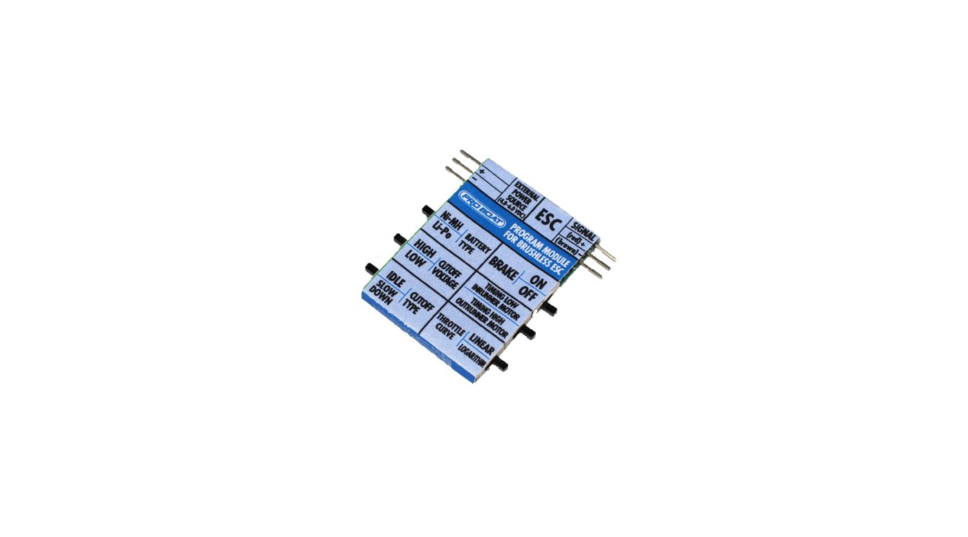 Image for BL ESC Programming Module from HorizonHobby