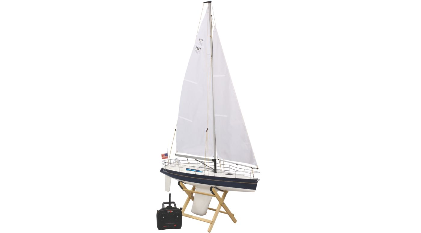 Image for Serenity 1-Meter Sailboat RTR from HorizonHobby