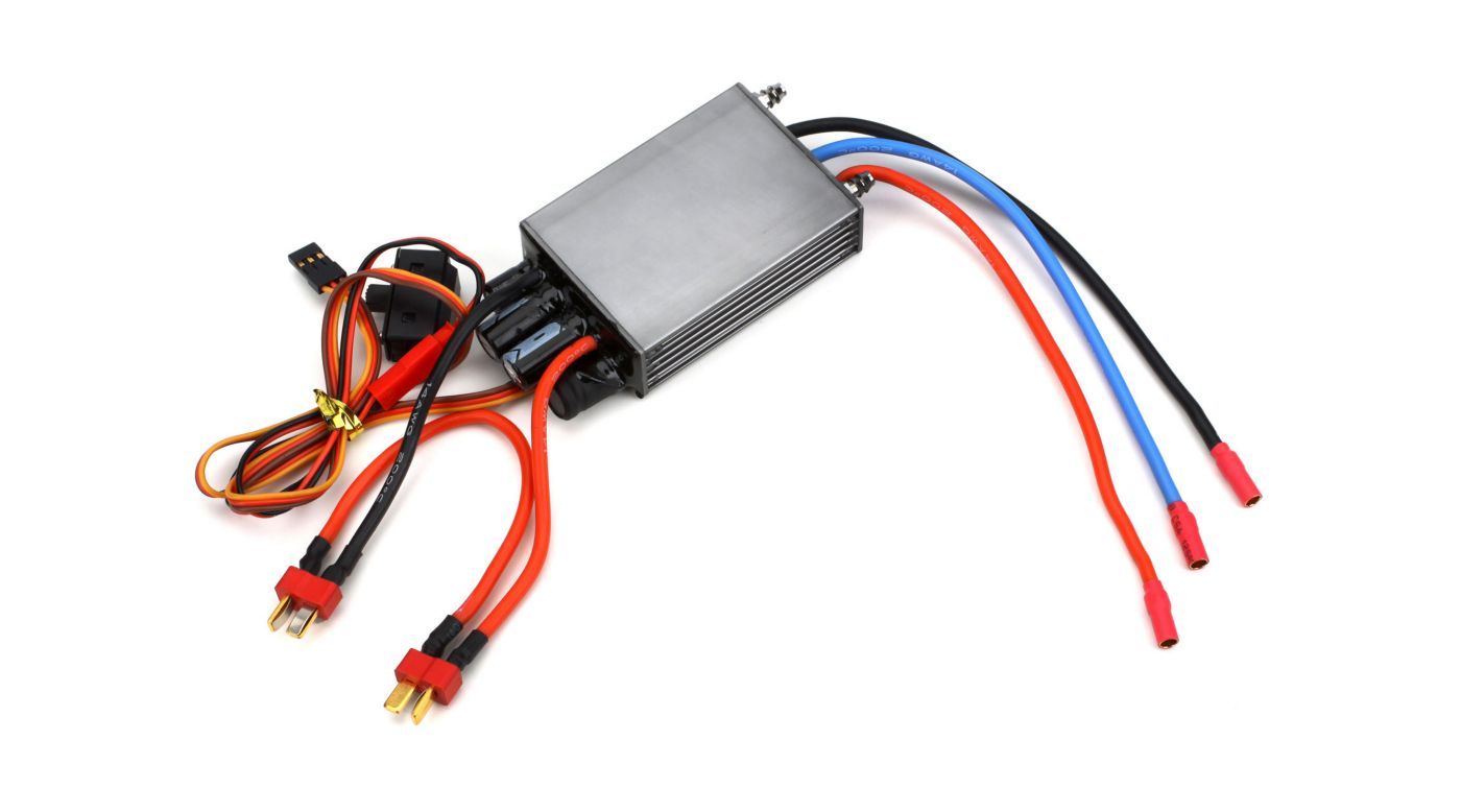Image for 60-AMP Brushless ESC: Stiletto from HorizonHobby