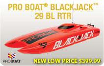 Blackjack 29 BL Catamaran RTR