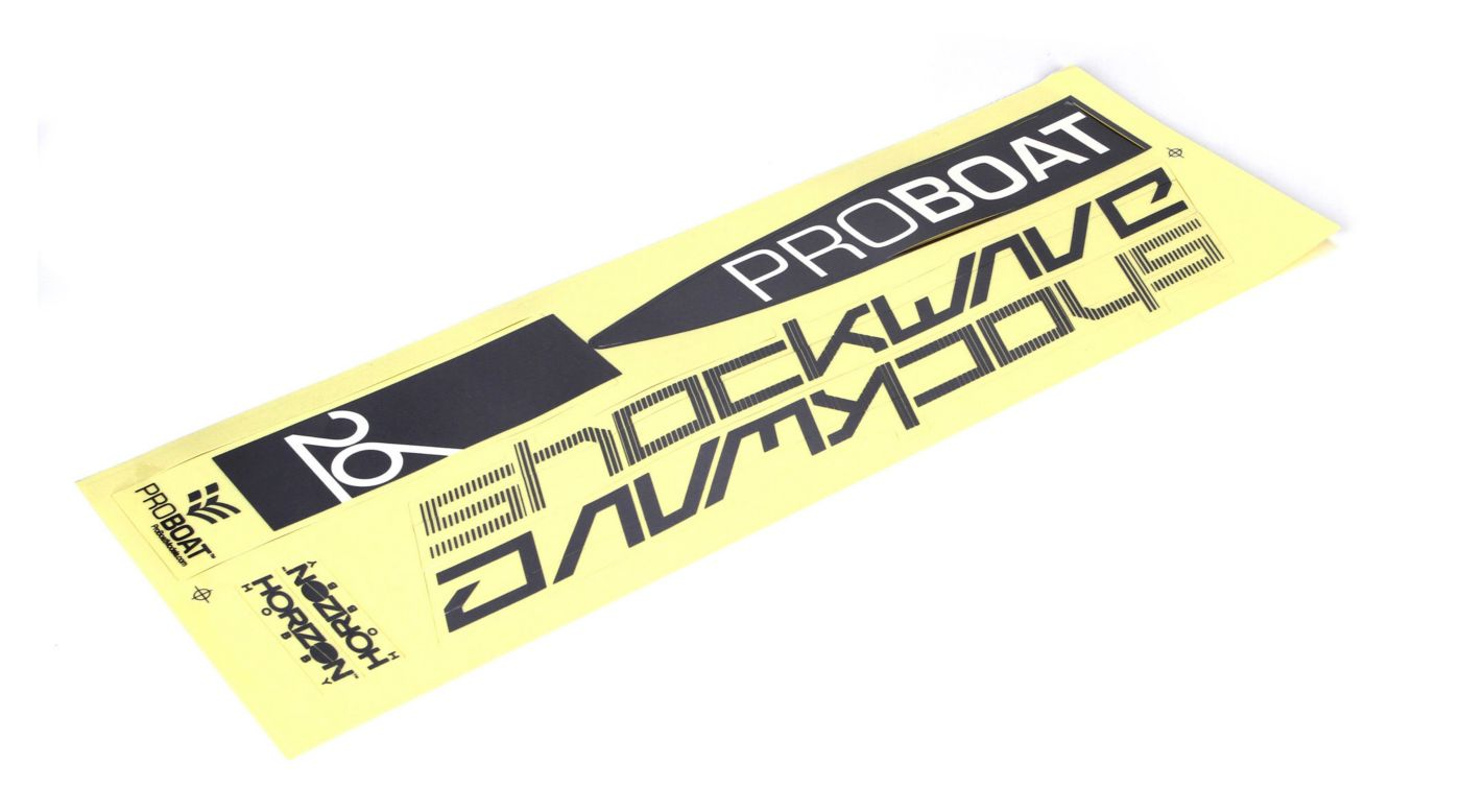 Image for DECAL FACTORY APPLIED  SW26 from HorizonHobby