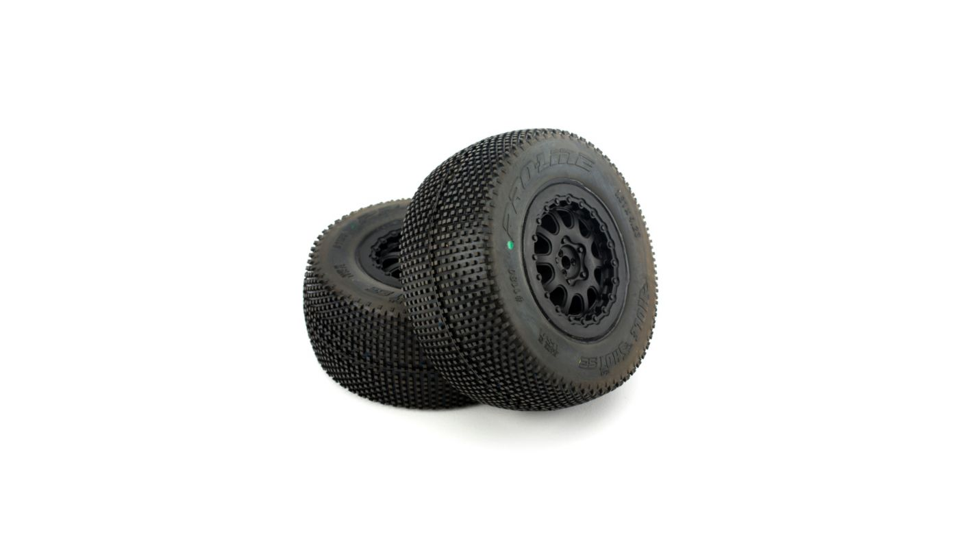 Image for Hole Shot 2.0 SC 2.2/3 M3,ProTrac Renegade Whl,Blk from HorizonHobby