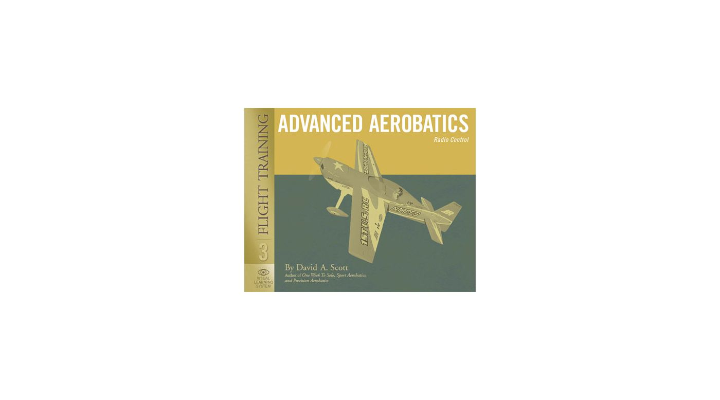 Image for Advanced Aerobatics Training Manual from HorizonHobby