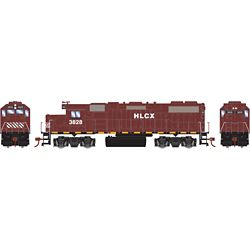 Athearn 12528 HO GP38-2 HLCX #3828