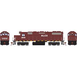 Athearn 12530 HO GP38-2 HLCX #3849