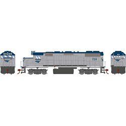 Athearn 12534 HO GP38-2 Amtrak #724