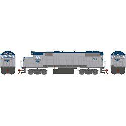 Athearn 12535 HO GP38-2 Amtrak #723