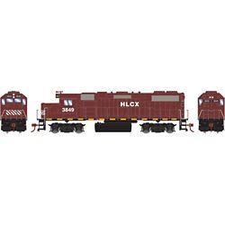 Athearn 12630 HO GP38-2 w/DCC Decoder HLCX #3849