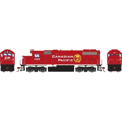 Athearn 16329 HO GP38-2 w/DCC Decoder, CPR/New Beaver #4405