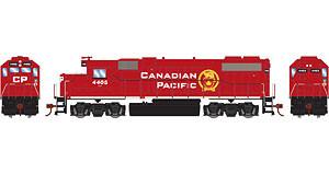 HO Roundhouse EMD GP38-2 Diesel Locomotive