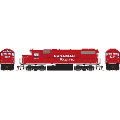 Athearn 16330 HO GP38-2 w/DCC Decoder, CPR/New Beaver #4424