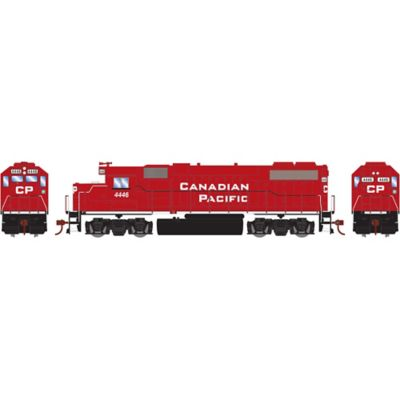 Athearn 16332 HO GP38-2 w/DCC Decoder, CPR/New Beaver #4446