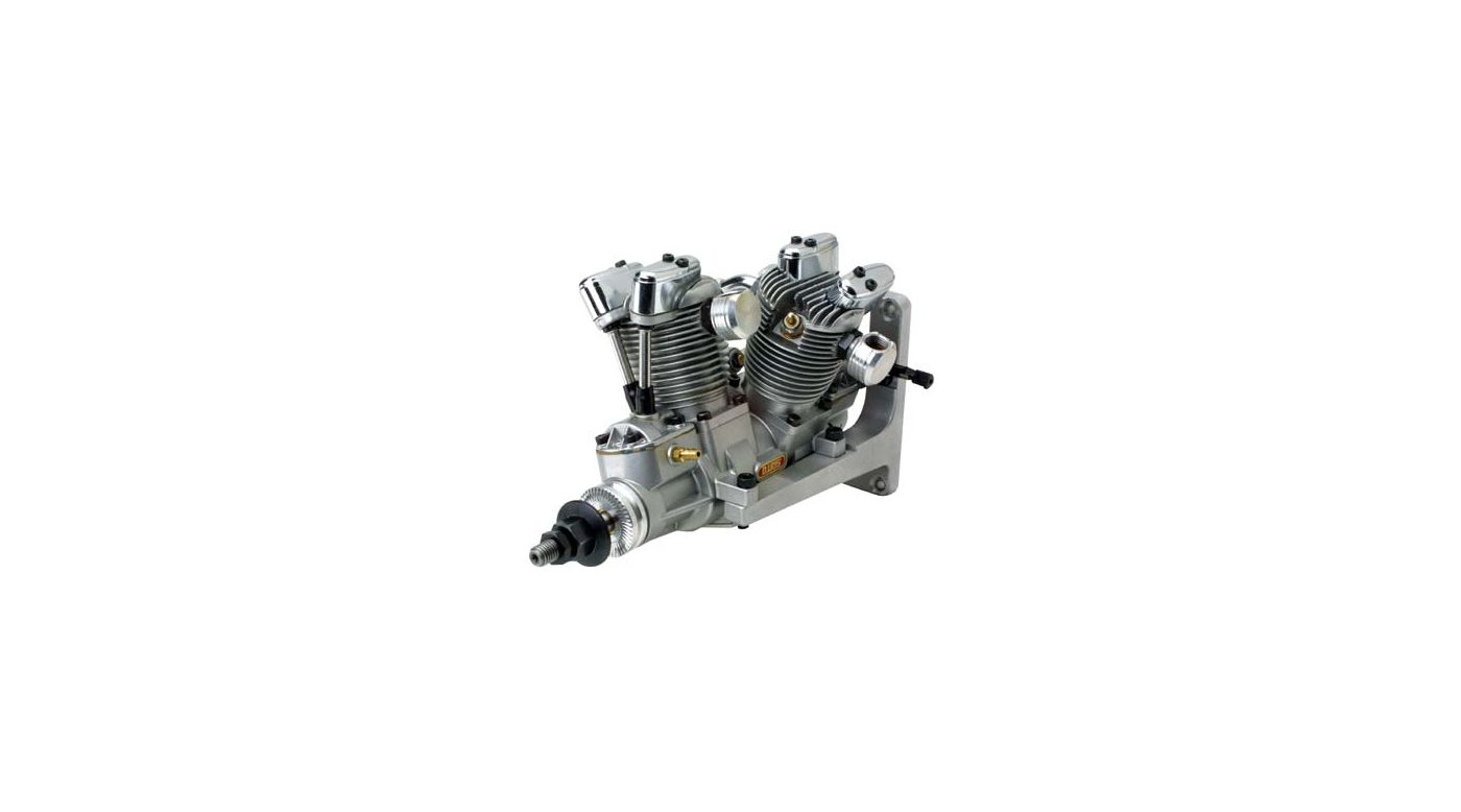 Image for 100Ti Inline Twin Cylinder YY from HorizonHobby