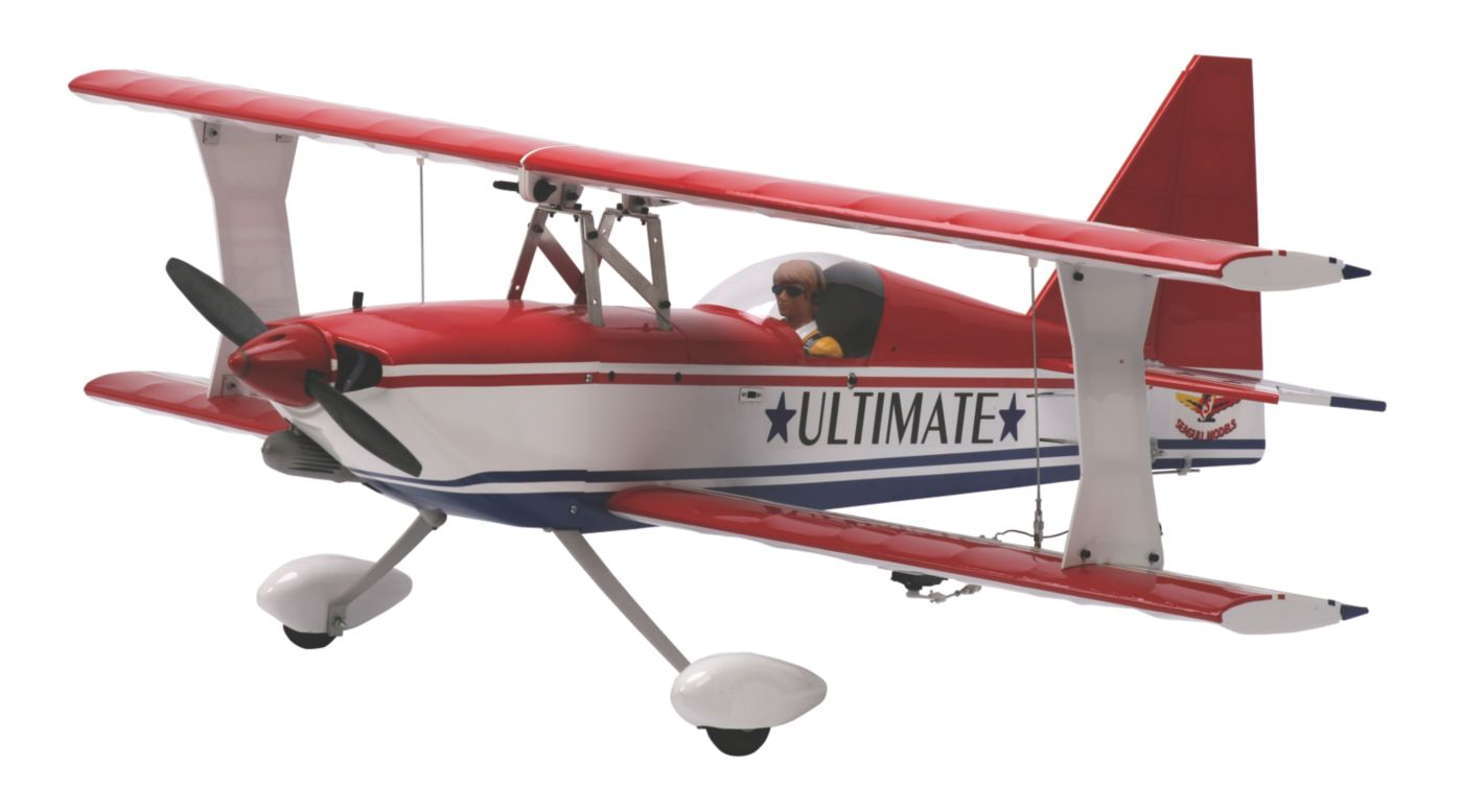 Image for Ultimate Bipe 46 ARF from HorizonHobby