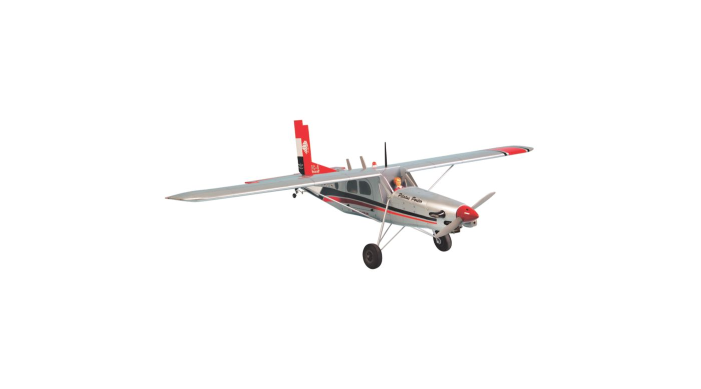 Image for PC 6 PILATUS PORTER size 55 from HorizonHobby