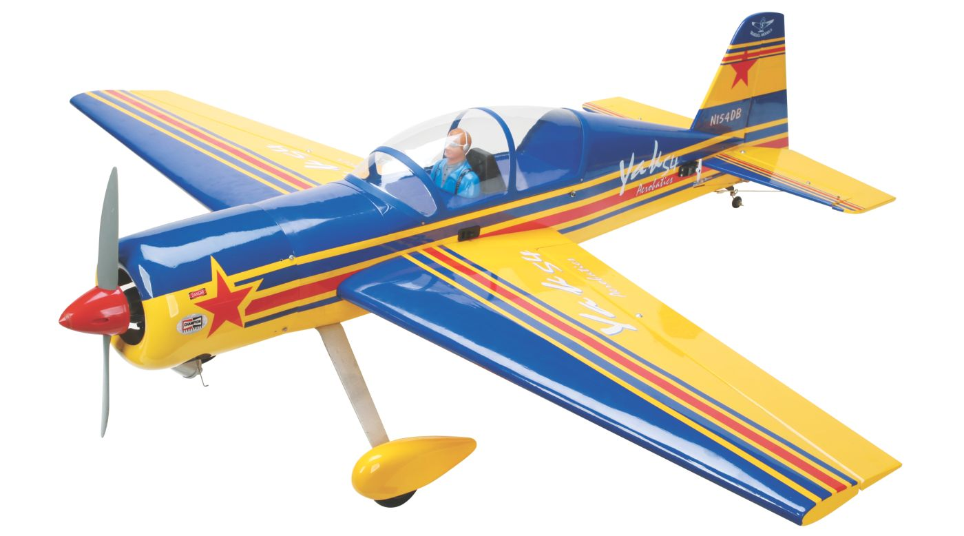 Image for YAK 54 ARF 90 Size from HorizonHobby