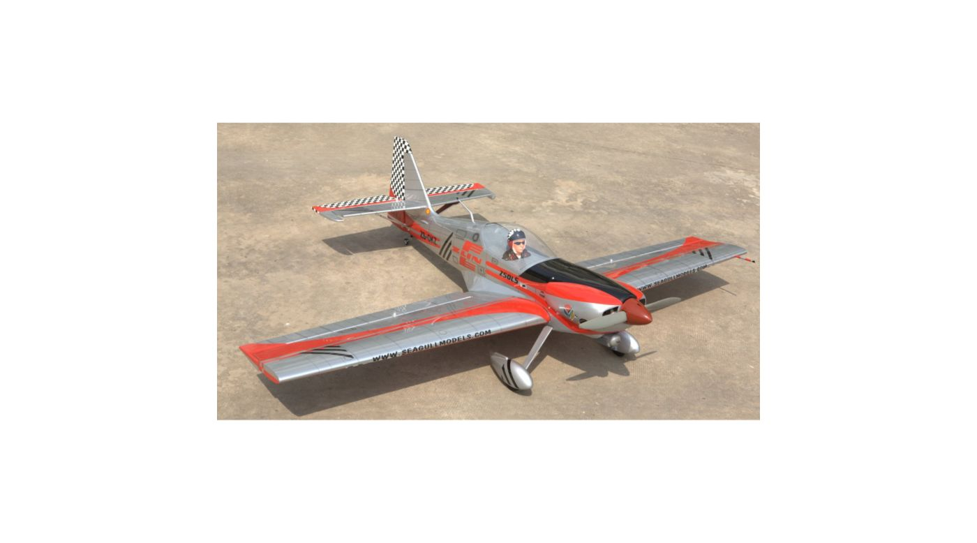 Image for ZLIN Z50 .75-91 ARF from HorizonHobby