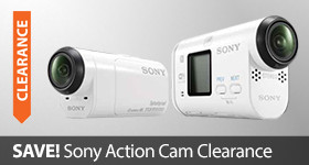 Sony Action Cam Clearance