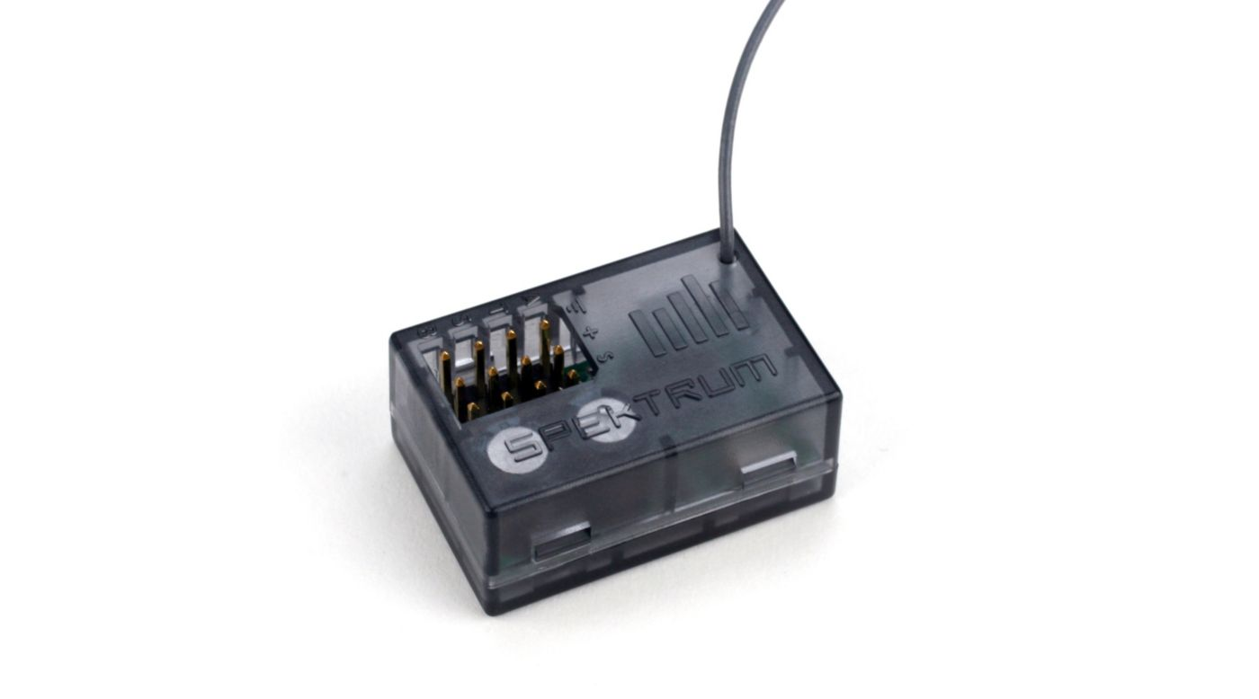 Image for SR3500 DSM 3-Ch Micro Racing Receiver: Surface from HorizonHobby