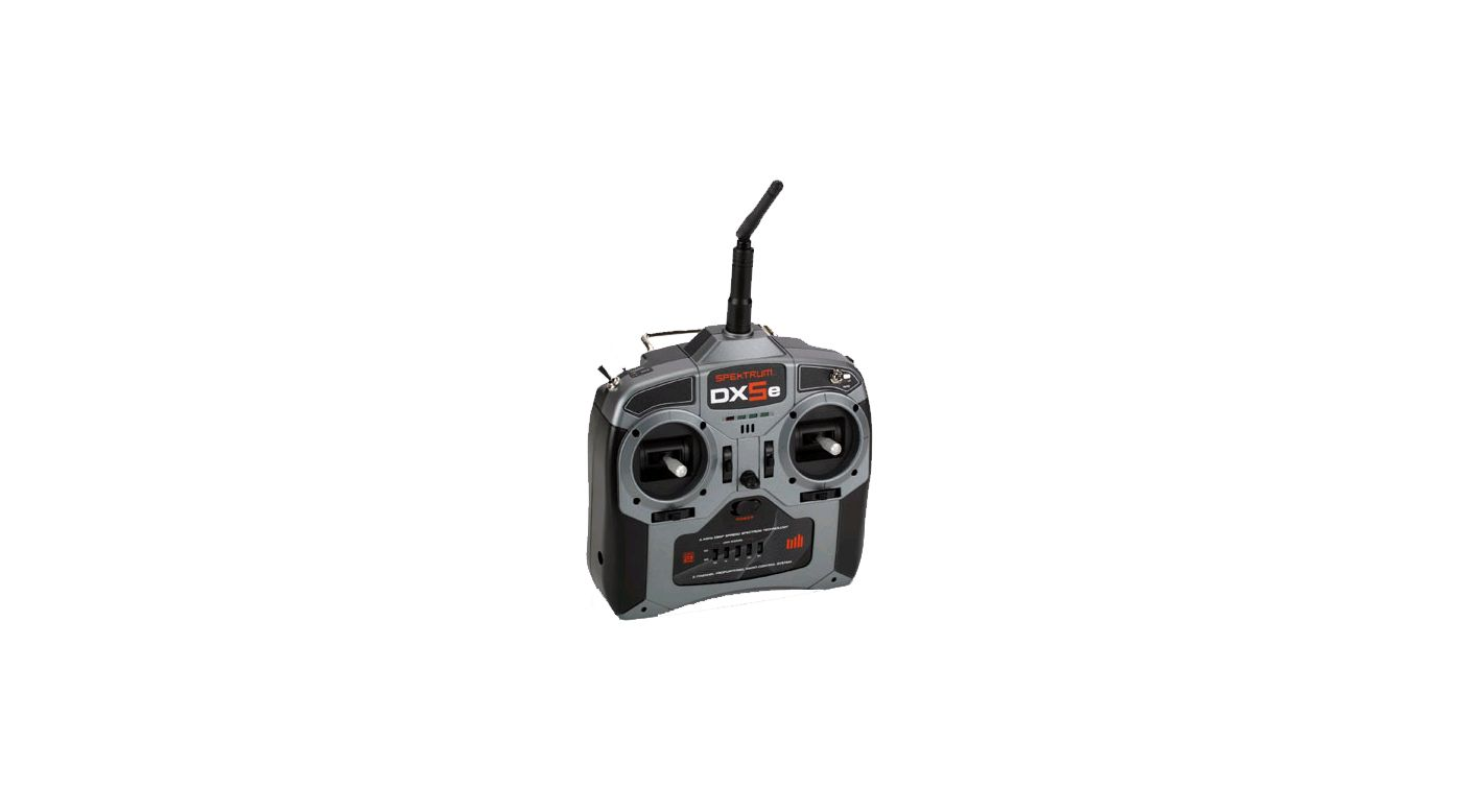 Image for DX5e 5Ch Full Range Transmitter/Receiver only MD1 from HorizonHobby