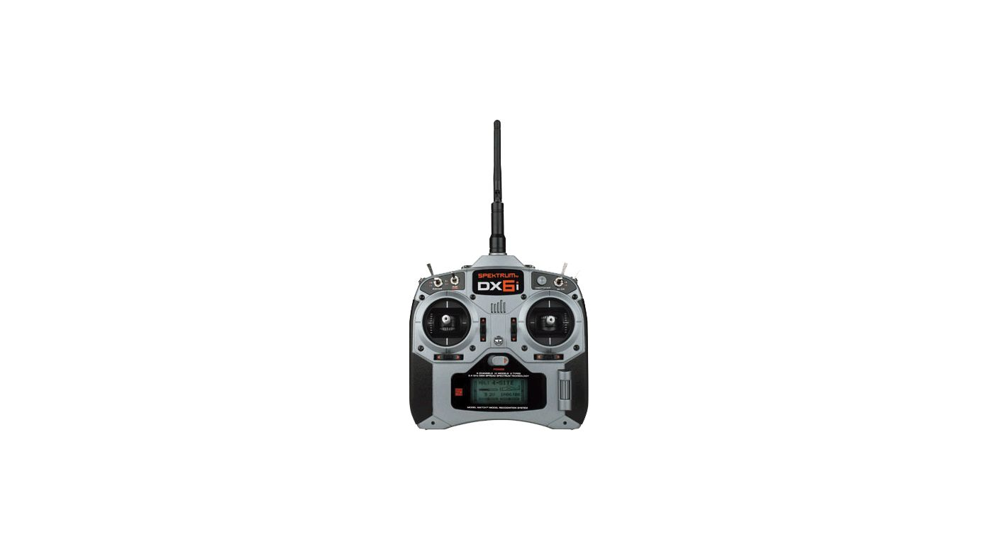 Image for DX6i 6-Channel Full Range Microlite MD2 from HorizonHobby