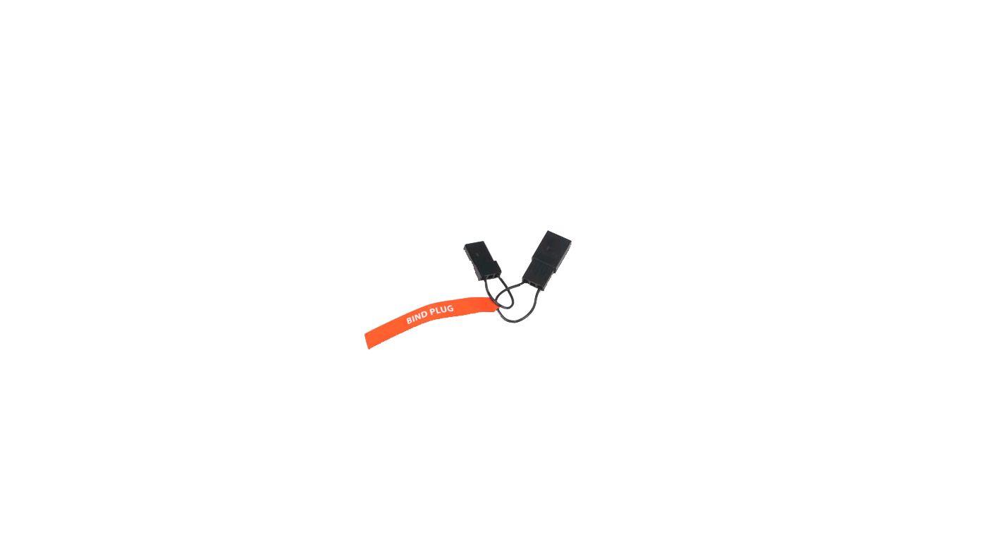Image for Male/Female Universal Bind Plug from HorizonHobby