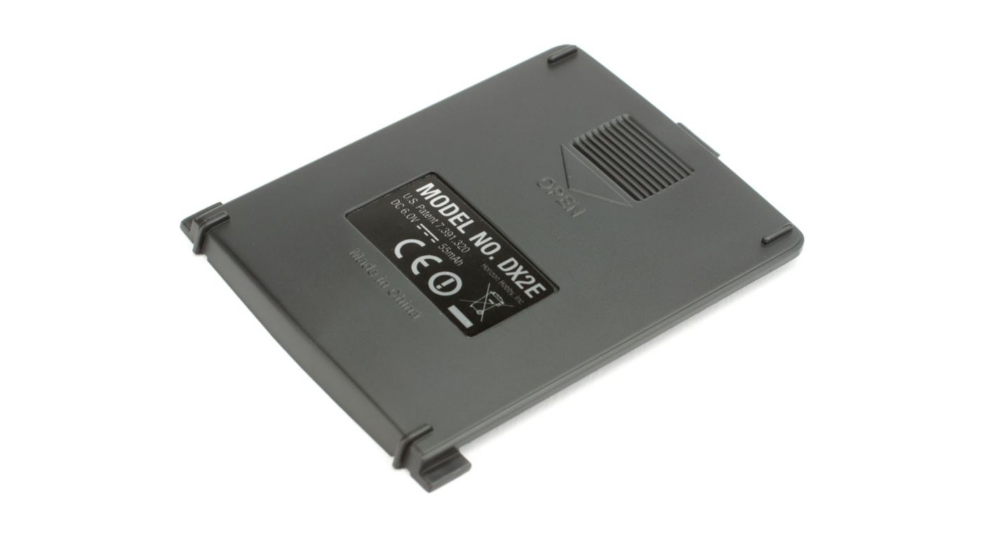 Image for Battery Door: DX2E from HorizonHobby