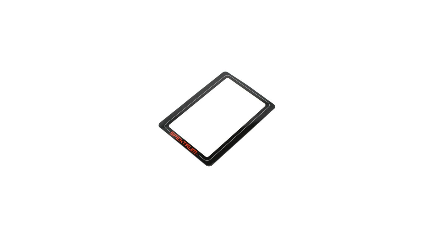 Image for LCD Cover: DX3R from HorizonHobby