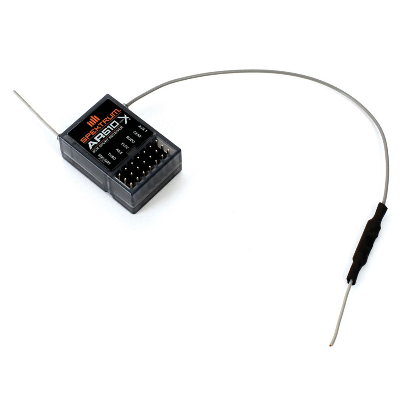 Image for AR610 6-Channel DSMX Aircraft Receiver from HorizonHobby