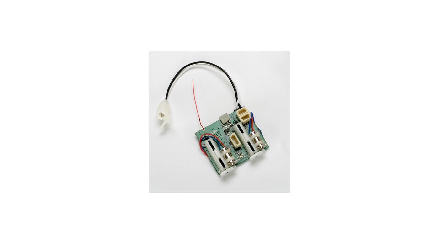Image for AR6400L DSM2 6 Channel Ultra Micro Receiver from HorizonHobby