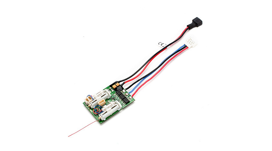 AR6410LBL DSMX 6Ch Ultra Micro Receiver with Brushless ESC