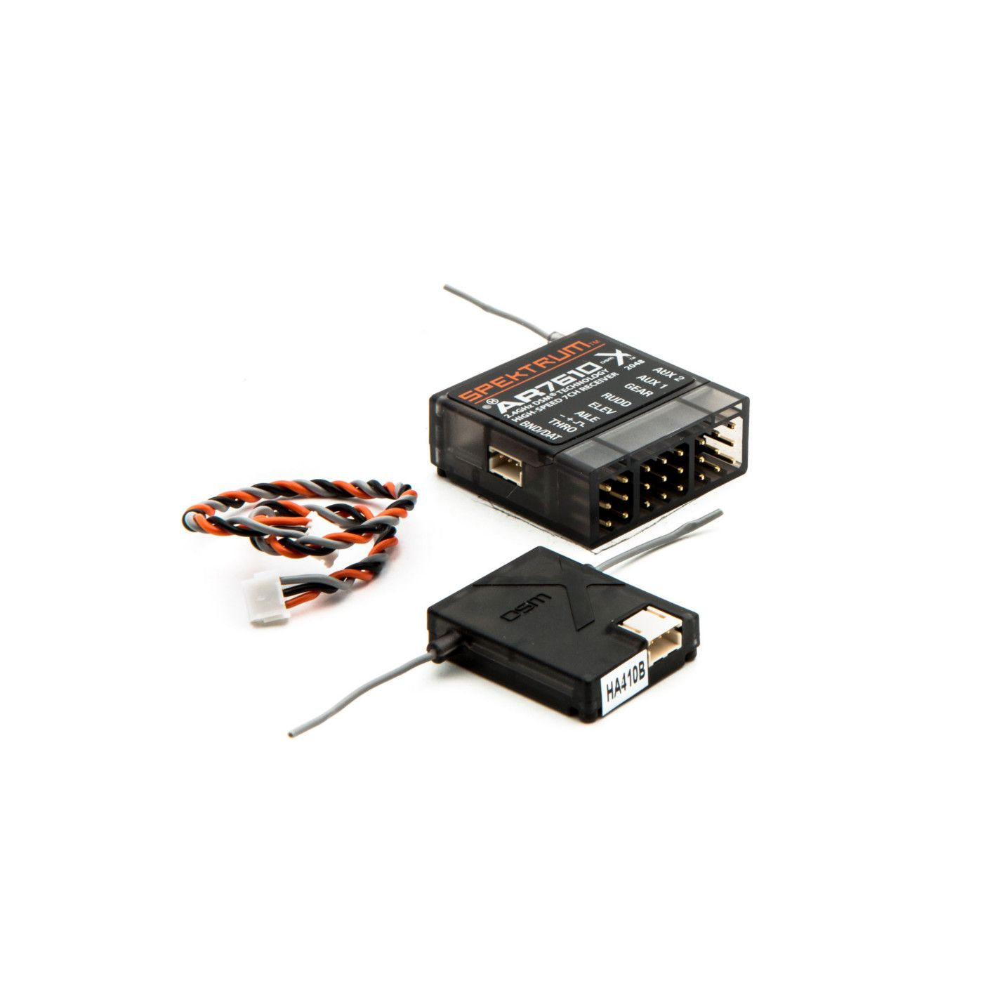 Image for AR7610 7-Channel DSMX Hi Speed Receiver from HorizonHobby