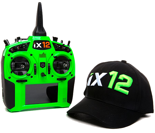 Spektrum iX12 - Green