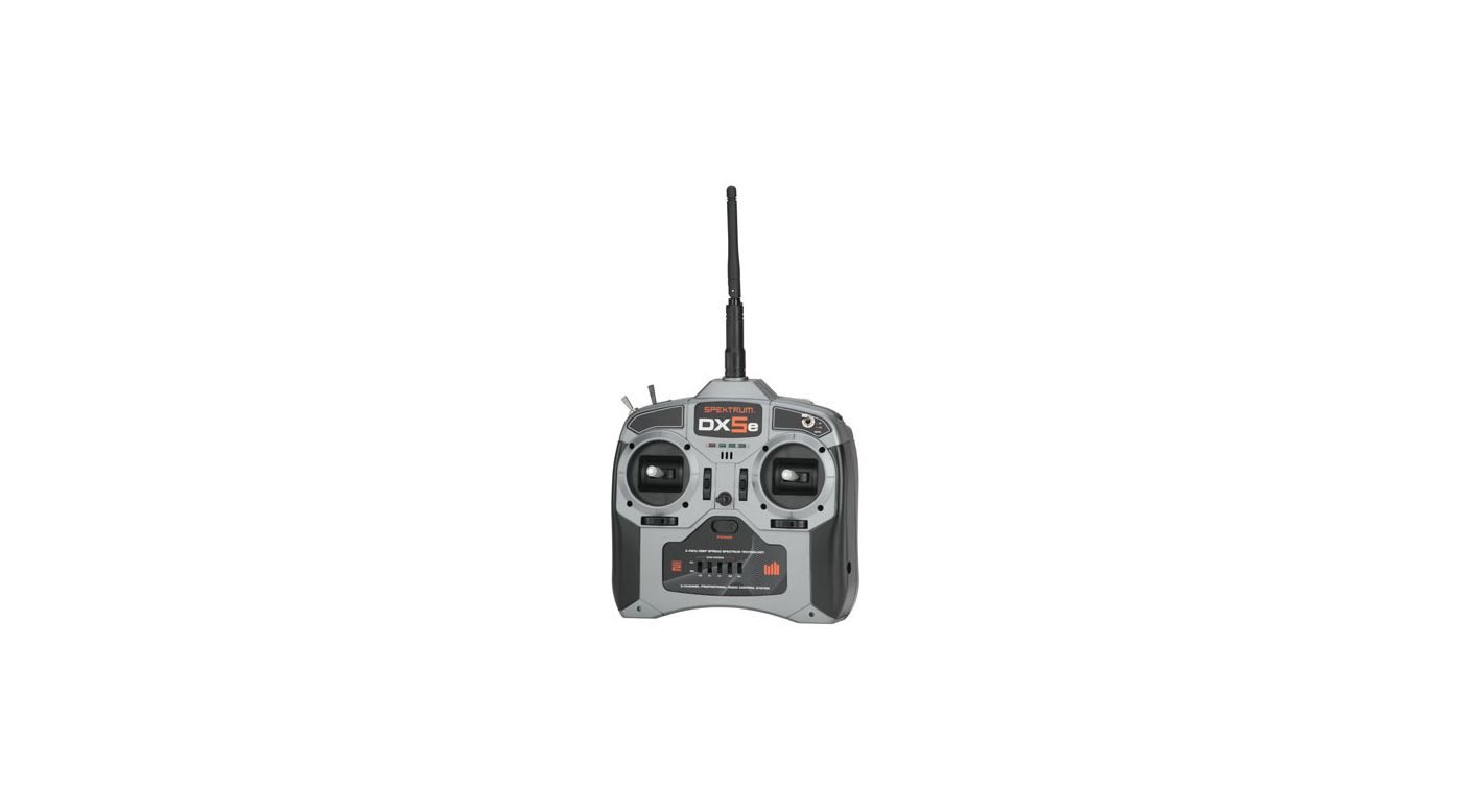 Image for DX5e 5-Channel Full Range Transmitter Only MD2 from HorizonHobby