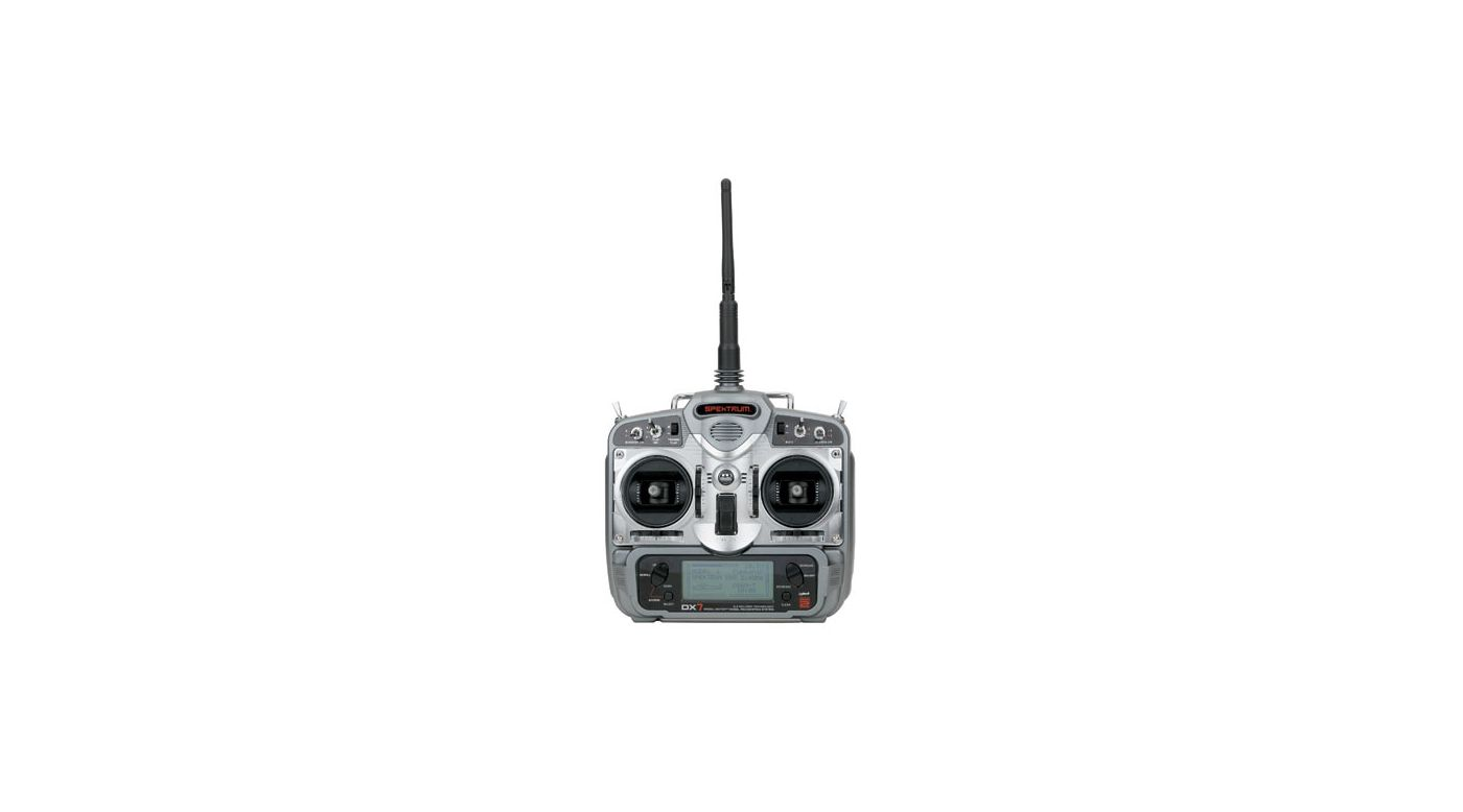 Image for DX7 7-Channel HELI Transmitter Only MD2 from HorizonHobby